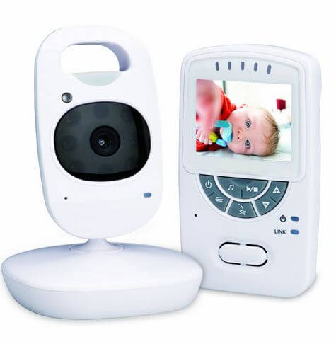 amazon video baby monitor only 79 reg price. Black Bedroom Furniture Sets. Home Design Ideas