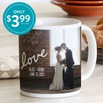 Snapfish Flash Sale – Custom Photo Mug ONLY $3.99