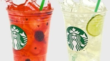 Starbucks: Grande Iced Tea, Coffee or Refresher Drinks Only $1 (6/7 only)