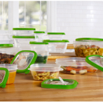 24-Piece BPA Free Plastic Storage Container Set Only $14.99 (reg. $49.99) 7/13 Only