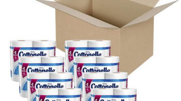 Amazon: Cottonelle Bath Tissue Only $0.41 Per Roll + FREE Shipping