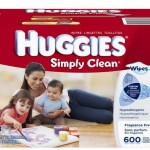 Huggies Simply Clean Baby Wipes 600 ct. Only $8.87 Shipped (reg. price $14.89)
