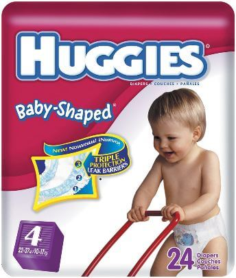 Huggies Diapers ONLY $3.59 Per Pack at Target