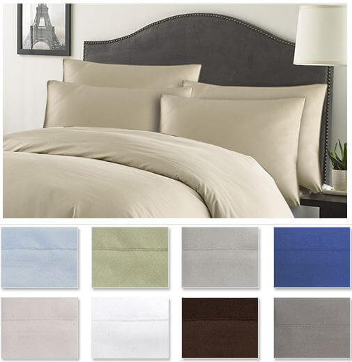 luxury hotel colletion sheet set 6 piece only On luxury hotel 750 collection sheets