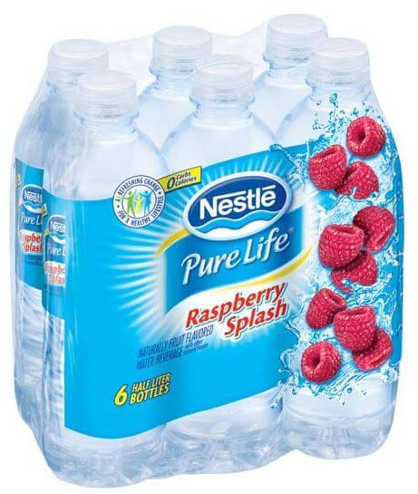 Weis: Great Deal On Nestle Pure Life Splash Water