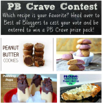 PB Crave Contest – Vote For Your Favorite Recipe