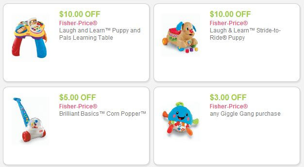 photograph about Fisher Price Printable Coupons identify Significant Price tag Fisher Cost Toy Printable Discount codes - Help you save Higher than $90