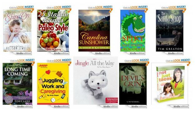 Free Kindle ebooks (9/19/13)