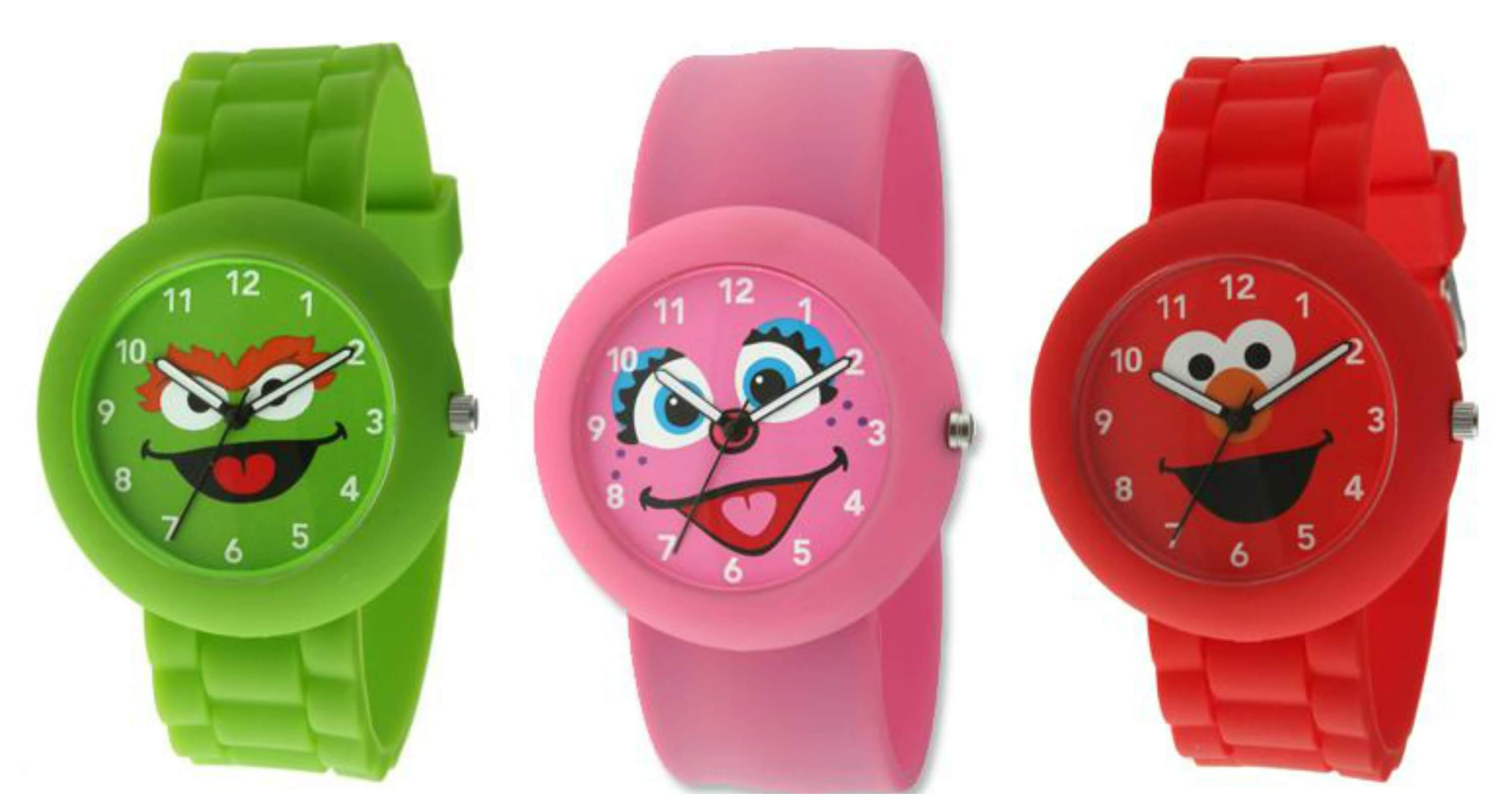 Sesame street kids watches only 12 shipped reg for Watches for kids