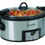 Crock-Pot Programmable Cook and Carry Oval Slow Cooker Only $39.99 (Reg. $59.99)