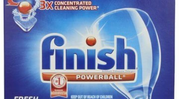Finish Coupon Reset = Awesome Price at Weis on Dishwasher Detergent
