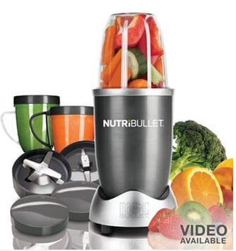 Kohl's: NutriBullet 12-Piece Blender Set Only $56.99 (Reg. $119.99)