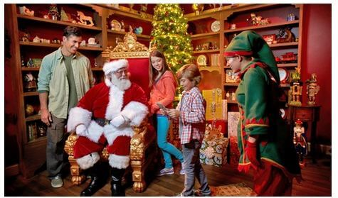 Tampa Busch Gardens Christmas Town Ticket Deal 54 Off Admission