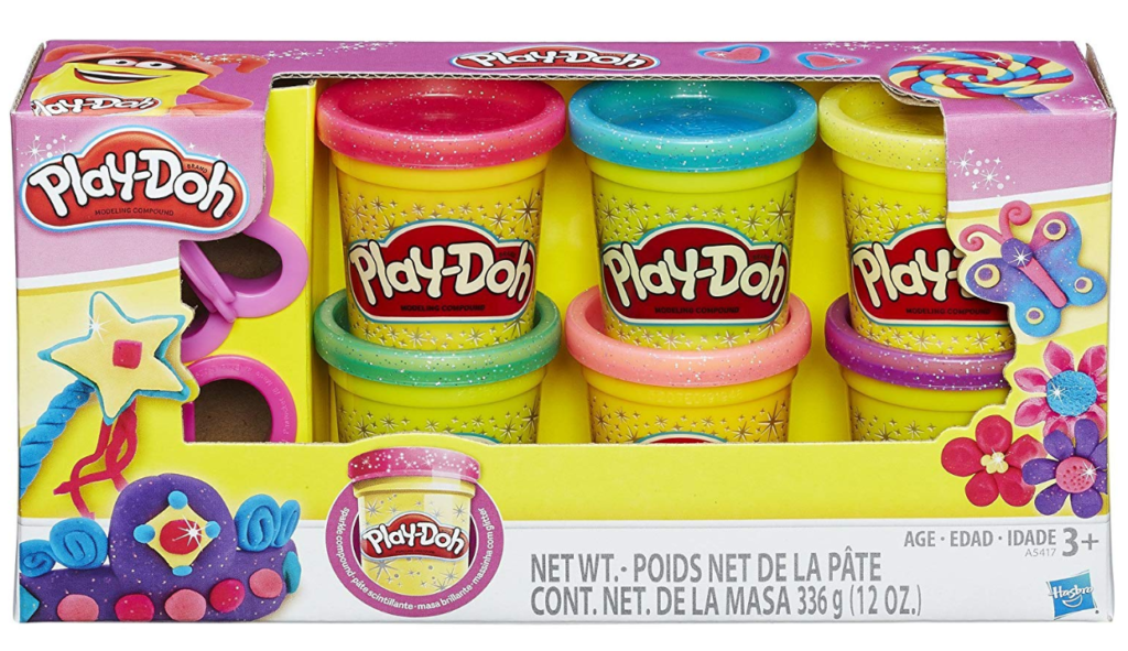 Play-Doh Sparkle Compound Collection - 60% Off Regular Price