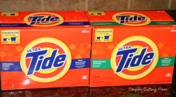 Rite Aid: Tide Laundry Detergent As Low As $0.99