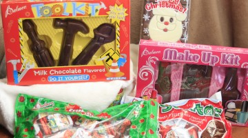 Make Christmas Stockings Fun With R. M. Palmer Candy