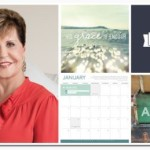 FREE Enjoying 2014 Joyce Meyer Calendar