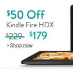 Amazon Cyber Monday Sale: Select Kindles $50 Off