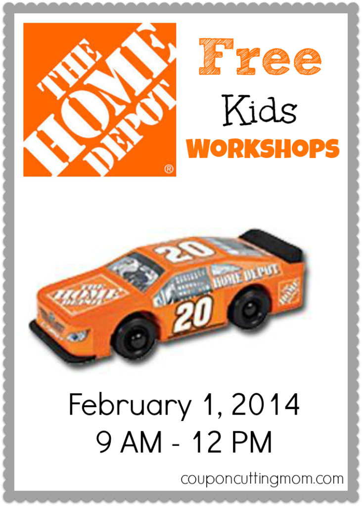 Race Car By Home Depot