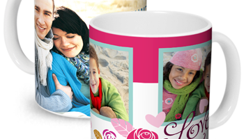 Valentine's Day Offers: Custom Photo Book or Photo Mug For Just $2!