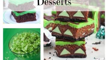 12 Delicious St. Patrick's Day Desserts