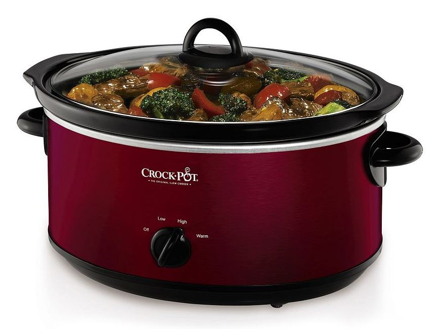 Crock-Pot Design To Shine 7-Quart Slow Cooker ONLY $10.99 (Reg. Price $39.99)