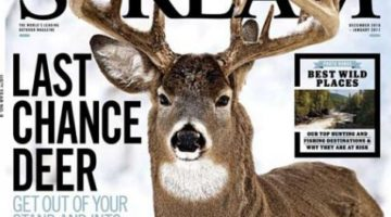 Field & Stream Magazine FREE 12 Month Subscription