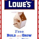 lowes bird house