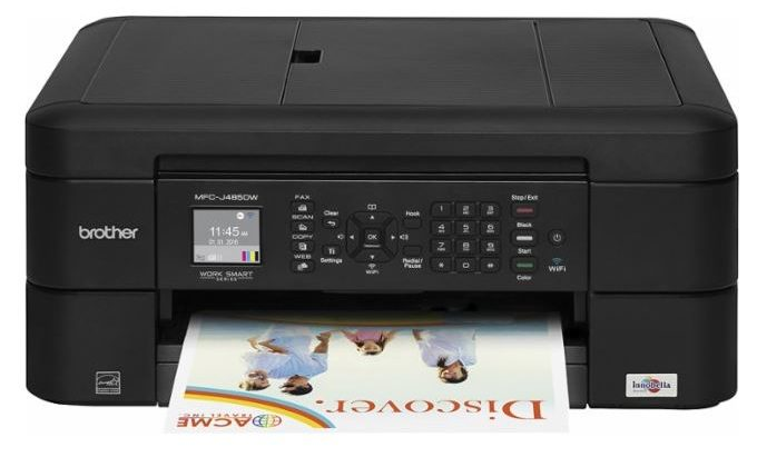 Brother Wireless All-In-One Printer Only $39.99 (Reg. $89.99)