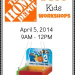 FREE Home Depot Kids Workshop – Build A Rio 2 Birdbath (4/5/14)