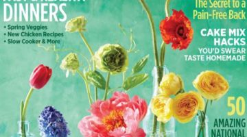 FREE 1-Year Family Circle Magazine Subscription