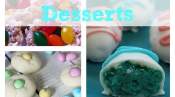 15 Delicious Easter Desserts