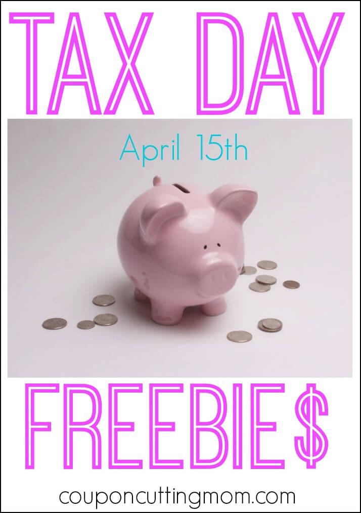 april 15 tax deals