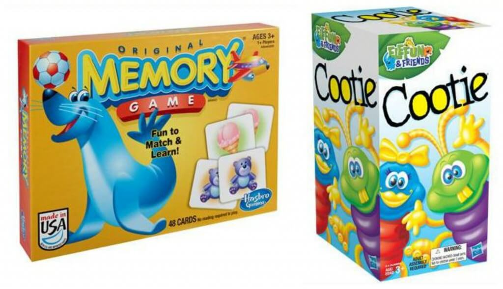 Hasbro memory or cootie games only at toys r us - Maisonnette toys r us ...