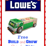 lowes recycle truck