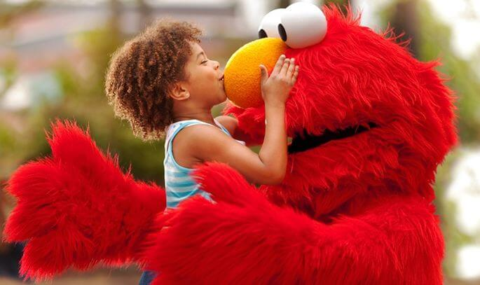 Sesame Place Admission Tickets 50% off Regular Price