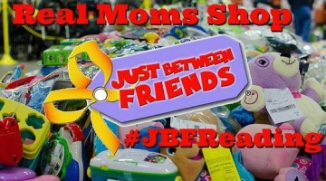 Just Between Friends Consignment Sale In Reading, PA May 8 – 10
