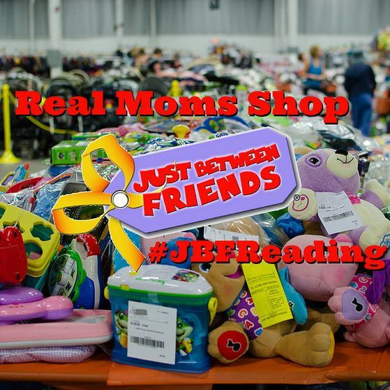 Just Between Friends - Reading Shopping Pictures #JBFReading #BestDeal