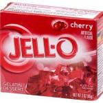 jello box