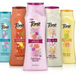 FREE Tone Body Wash Sample