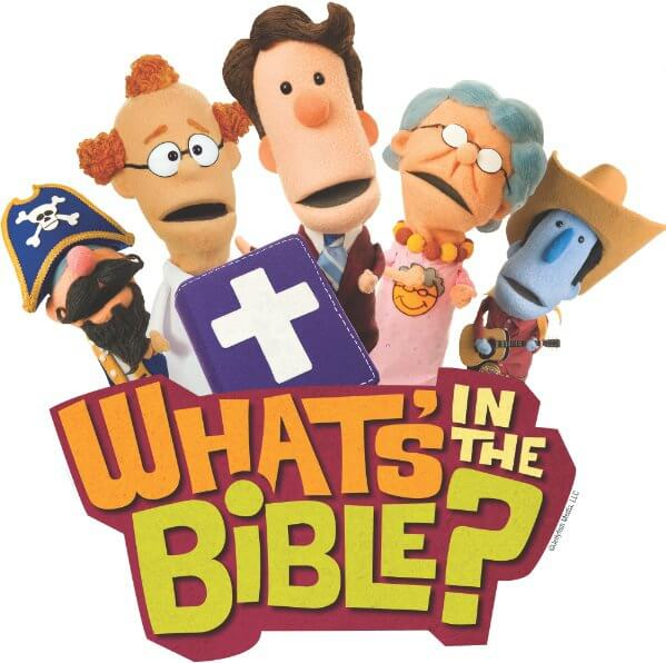 What S In The Bible Dvd Series Review