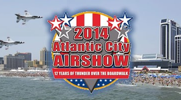 Atlantic City Airshow – Thunder Over the Boardwalk 2014 Performance Schedule