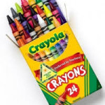 Toys R Us: Crayola Crayons 24 Ct. Only $0.25 (Reg. $1.49)