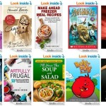 Free ebooks: Make Ahead Freezer Meals, Roly-Poly + More Books
