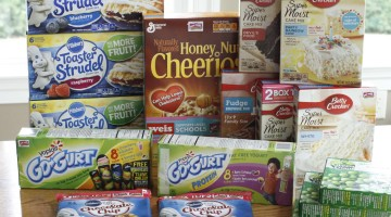 Weis Shopping Trip: Pillsbury, Betty Crocker, Cheerios and More Only $12.33 (Saved 68%)
