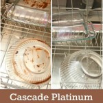 Cascade Platinum – Sparkling Clean Dishes Without Any Pre-Rinsing #CascadeShiningReviews + Giveaway