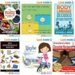 Free ebooks: DIY Household Hacks, Best Chocolate Recipes + More FREE Books
