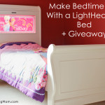 Make Bedtime Fun With a LightHeaded Bed + a LightHeaded Bed Giveaway