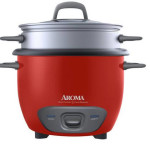 Aroma Pot Style Rice Cooker and Food Steamer Only $16.71 (Reg. $66)