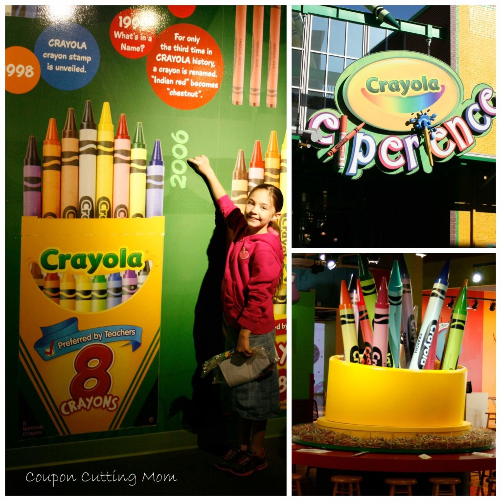 Let Your Creativity Shine at The Crayola Experience + Discount Ticket Offer